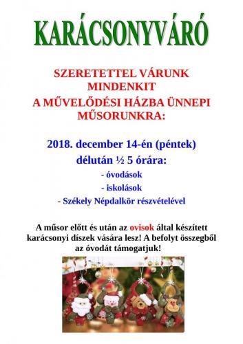 ÚJ Karácsonyi plakát módosított-2018.12.14.-1